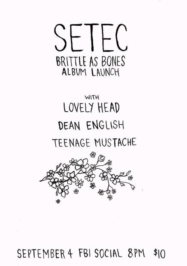 setec launch flyer
