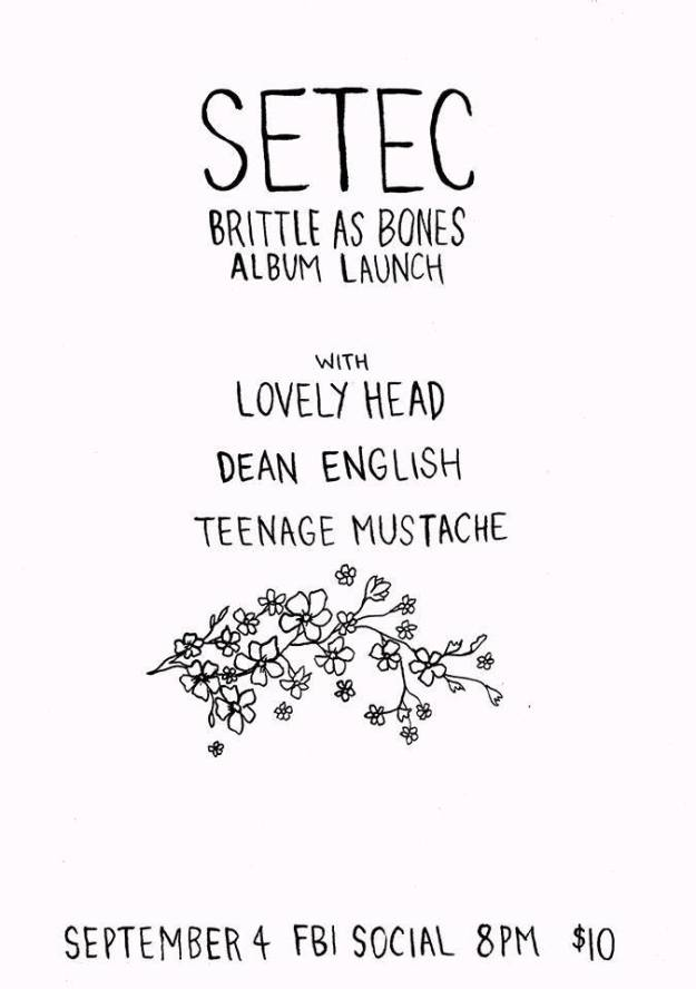 setec launch flyer