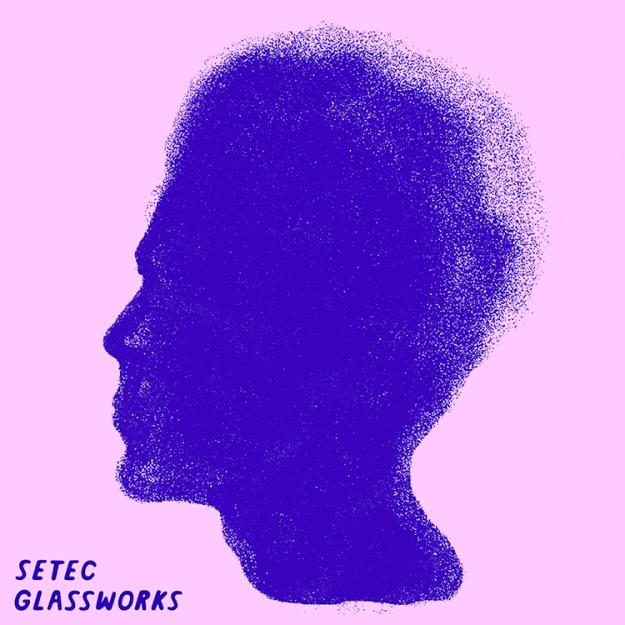Setec Glassworks Cover Purple
